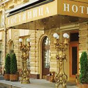 Гостиницы Пуровска