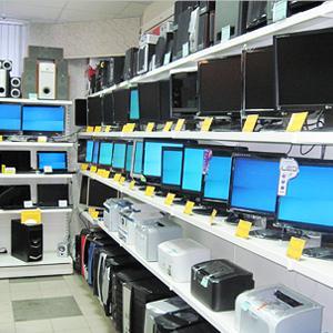 Компьютерные магазины Пуровска