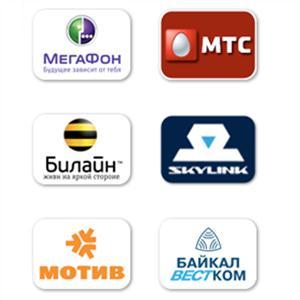 Операторы сотовой связи Пуровска