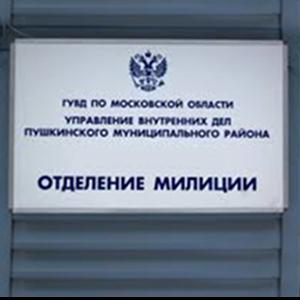 Отделения полиции Пуровска
