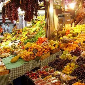 Рынки Пуровска