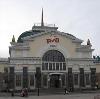 Железнодорожные вокзалы в Пуровске