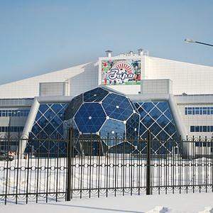 Спортивные комплексы Пуровска